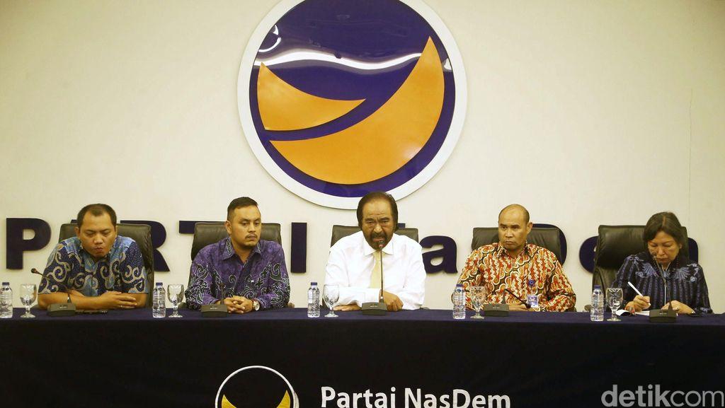 Hasil Rekapitulasi Rampung, NasDem Ikuti Sidang Pilkada 7 Januari di MK