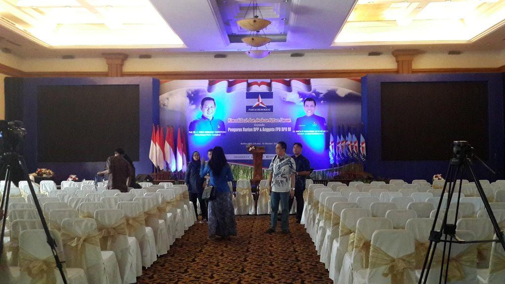 SBY Kumpulkan Petinggi PD di Cibubur Malam Nanti, Bahas Apa?