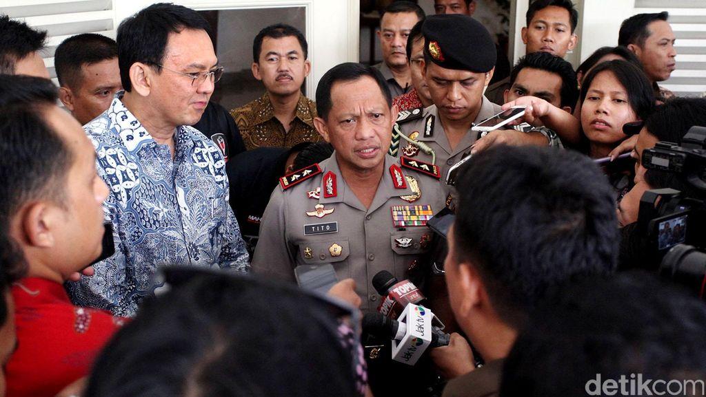 Kejahatan di Jakarta Terjadi Setiap 12 Menit Sekali