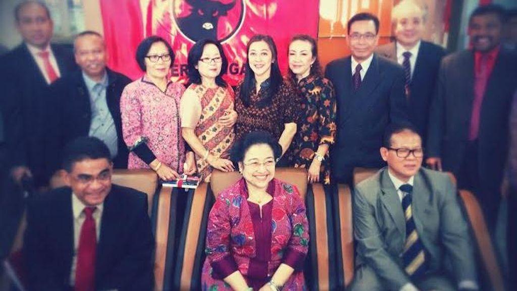 Megawati Resmikan Kantor Perwakilan PDIP di Seoul