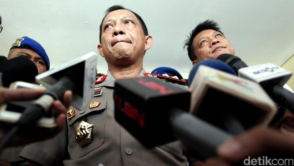 Kapolda Metro Berharap Ahok Realisasikan 6 Ribu CCTV untuk Pantau Jakarta