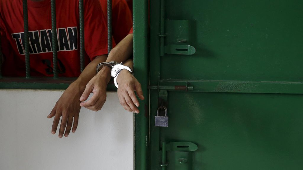6 Tahanan di Rutan Rengat Riau Kabur, 2 Tepergok Petugas dan Ditangkap
