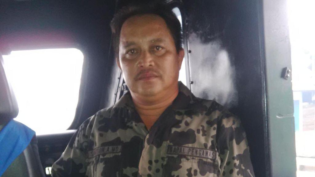 Kapten Samson, Nakhoda Pemberani Penangkap Pelaku Illegal Fishing