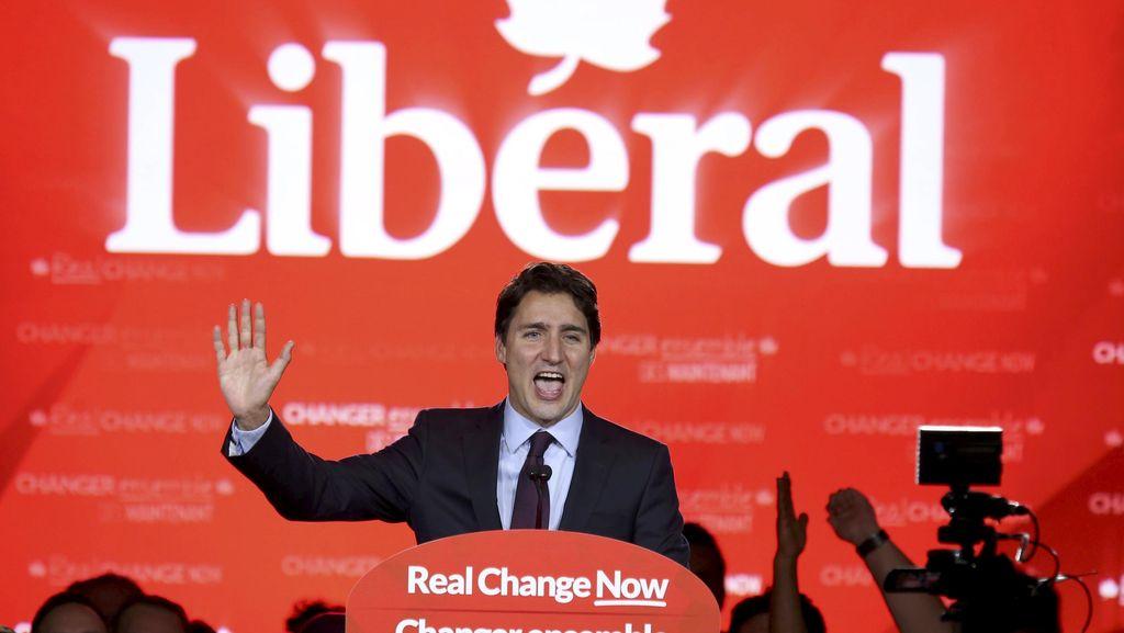 Justin Trudeau, Anak Mantan PM yang Jadi PM Baru Kanada