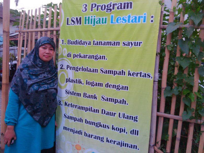 3 program LSM Hijau Lestari