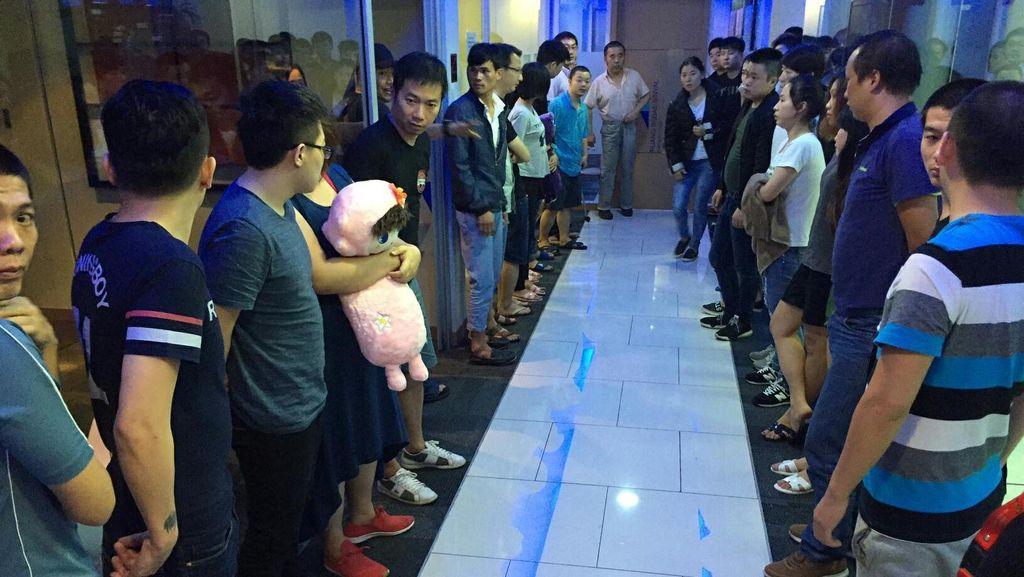 WNA Pembobol ATM Ada yang Mengaku Pegawai Kejaksaan dan Pejabat di China