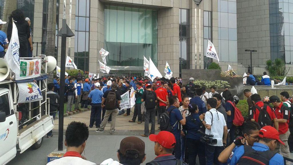 Kapolda Metro Mediasi Jasa Marga dan Serikat Pekerja Tol