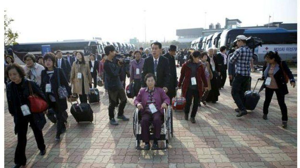 Reuni Keluarga Korea yang Terpisahkan oleh Perang