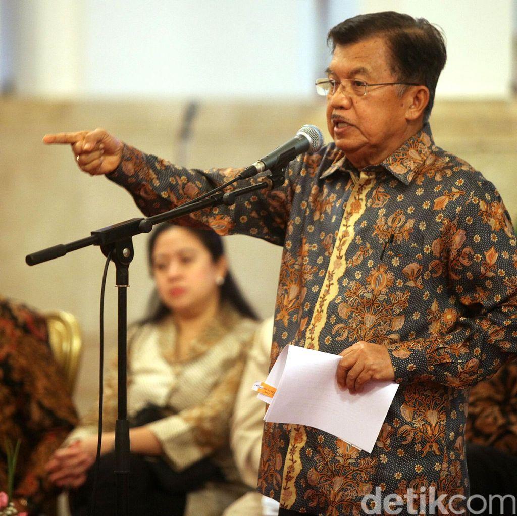 JK: Pengalihan Aset Kemayoran Tak Perlu Persetujuan DPR
