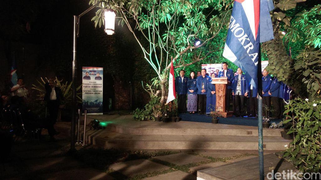 Partai Demokrat Kritik Cara Komunikasi Luar Negeri Pemerintahan Jokowi-JK
