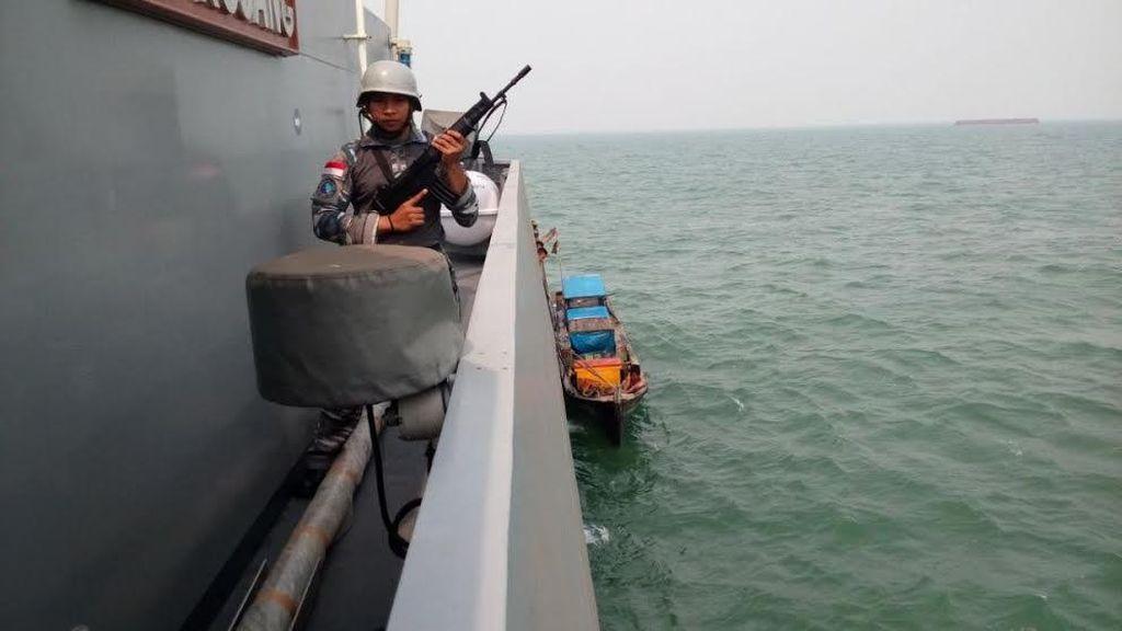 PN Jakpus Tegaskan TNI AL Berwenang Menetapkan Tersangka Kasus Perompakan