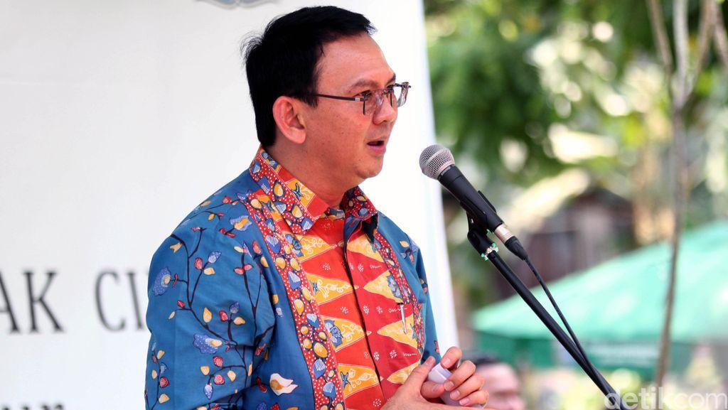 Sering Cuci Gudang PNS, Ahok: Mau Nunggu Kalah 8-0 Baru Bilang Saya Ganti?