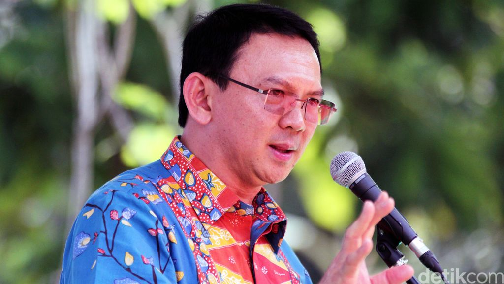 Soal Tunjangan Rumah Anggota DPRD, Ahok: Sudah Teken Tapi Saya Tahan