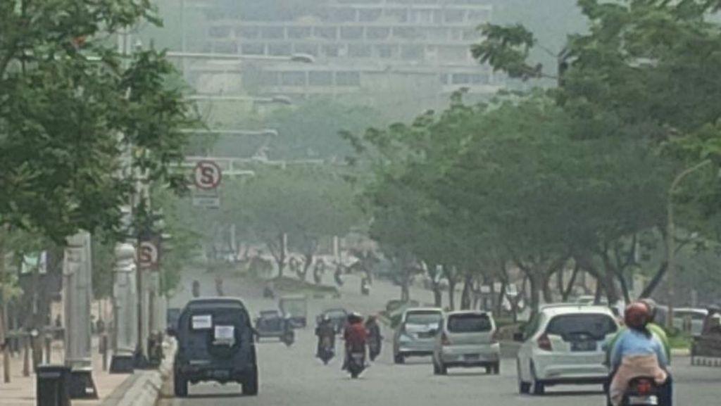 Tak cuma di Jakarta dan Bandung, Fenomena Kabut Juga Ada di Semarang