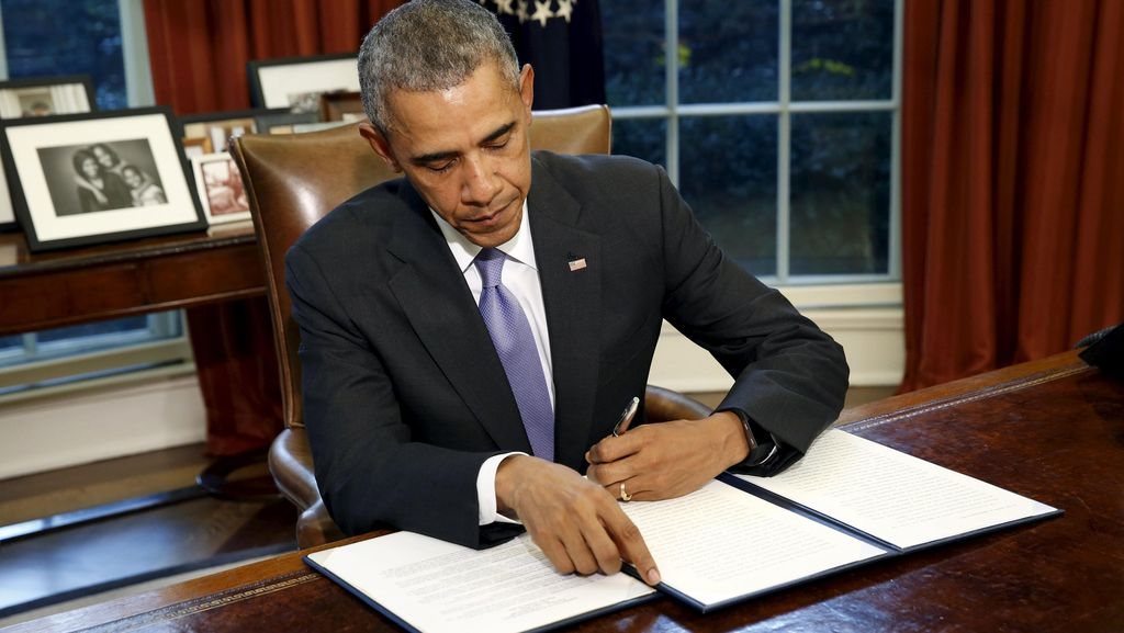 Obama Telepon PM India Sampaikan Selamat Hari Raya Diwali