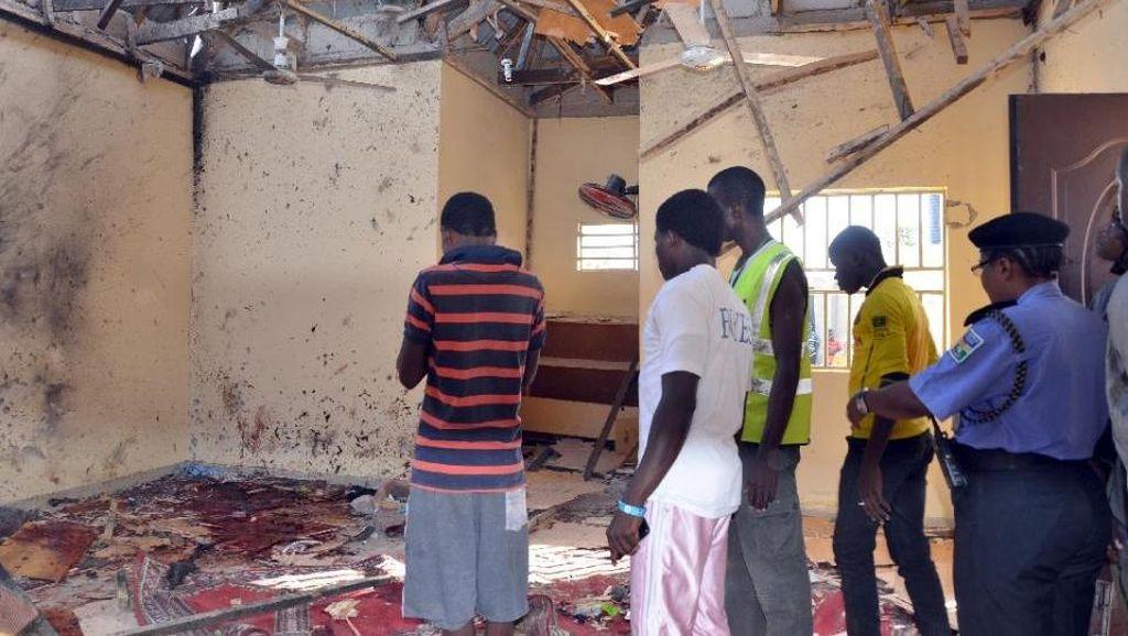 Dua Wanita Lakukan Aksi Bom Bunuh Diri di Nigeria, 3 Orang Tewas