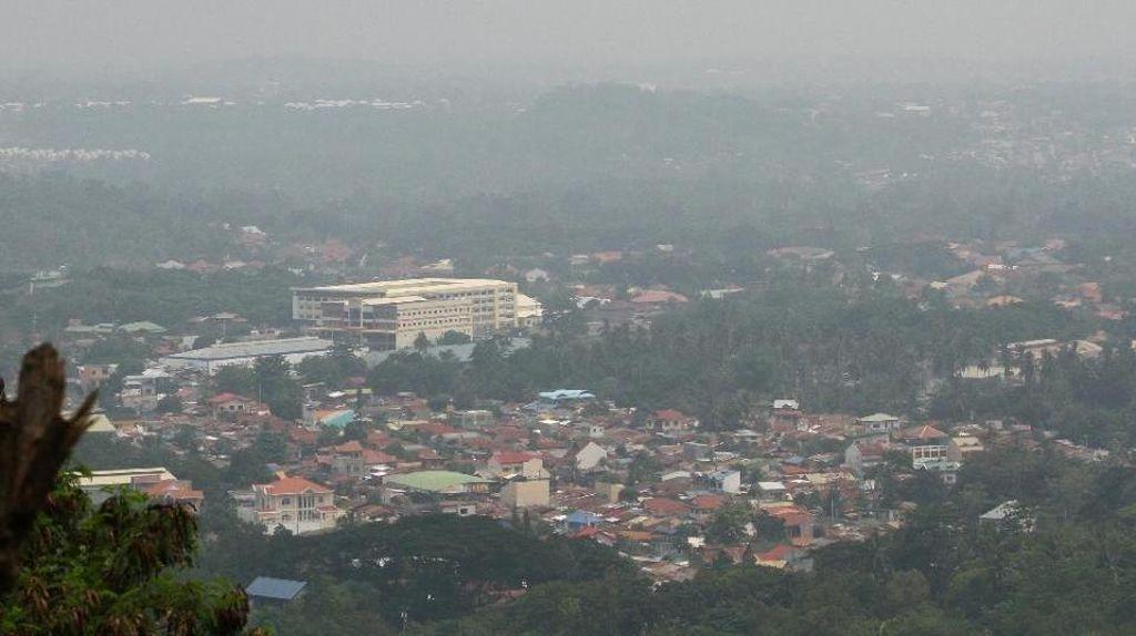 Kabut Asap dari Indonesia Makin Meresahkan Warga Filipina