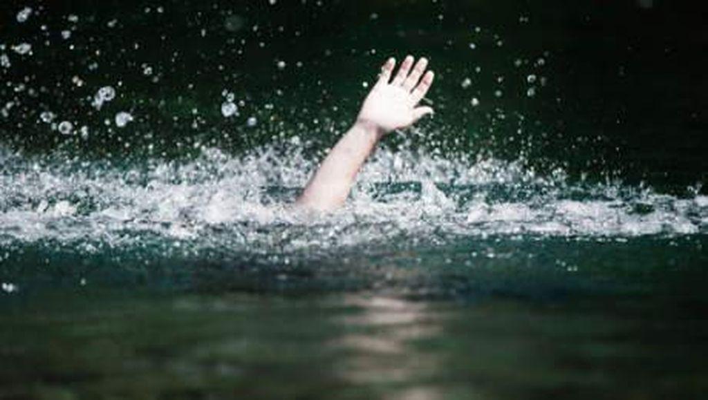 Siswa SMP di Semarang Tewas Tenggelam di Bendungan Banjir Kanal Barat