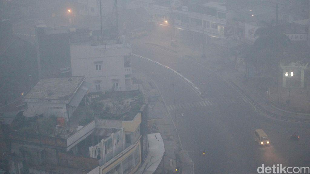 Eksekusi Vonis Pembakar Hutan, Kejagung Tunggu Lampu Hijau dari Kemenhut