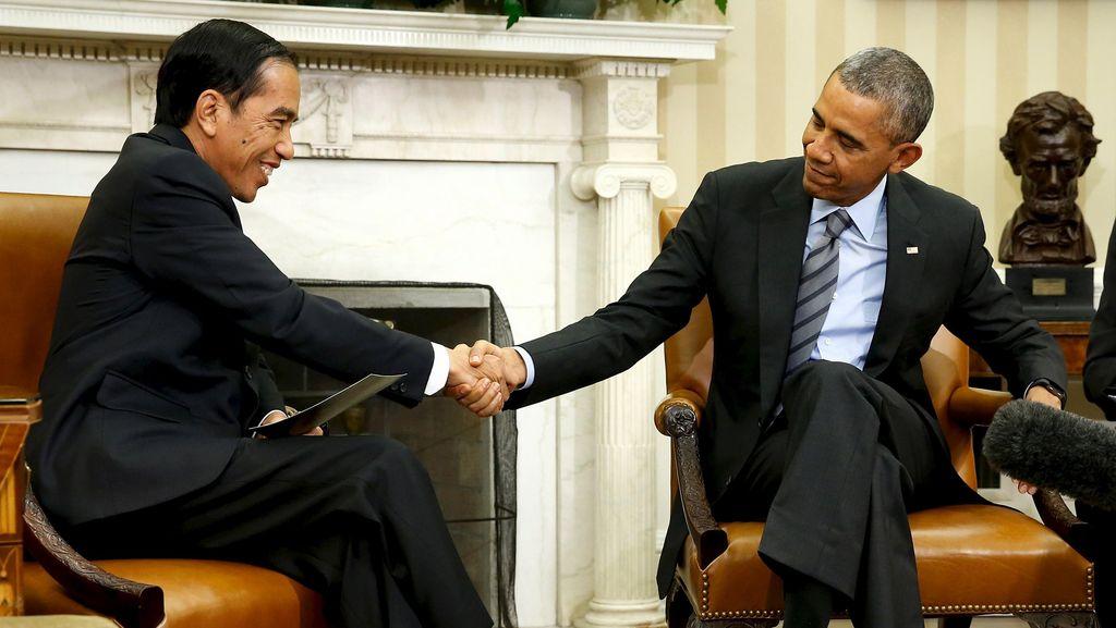Jokowi Akan Bertolak ke AS Bertemu Obama