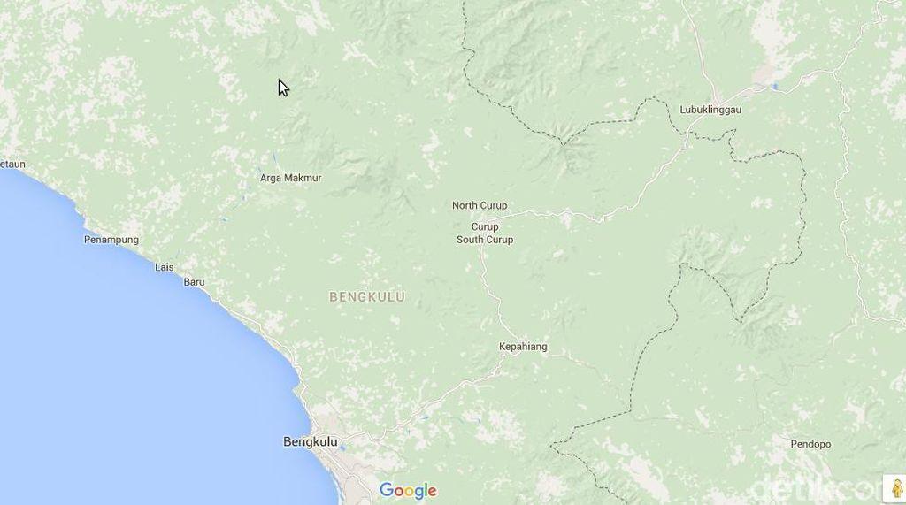 Lokasi Jatuhnya Benda Angkasa di Bengkulu Ditemukan, Hanya Ada Sisa Bakaran
