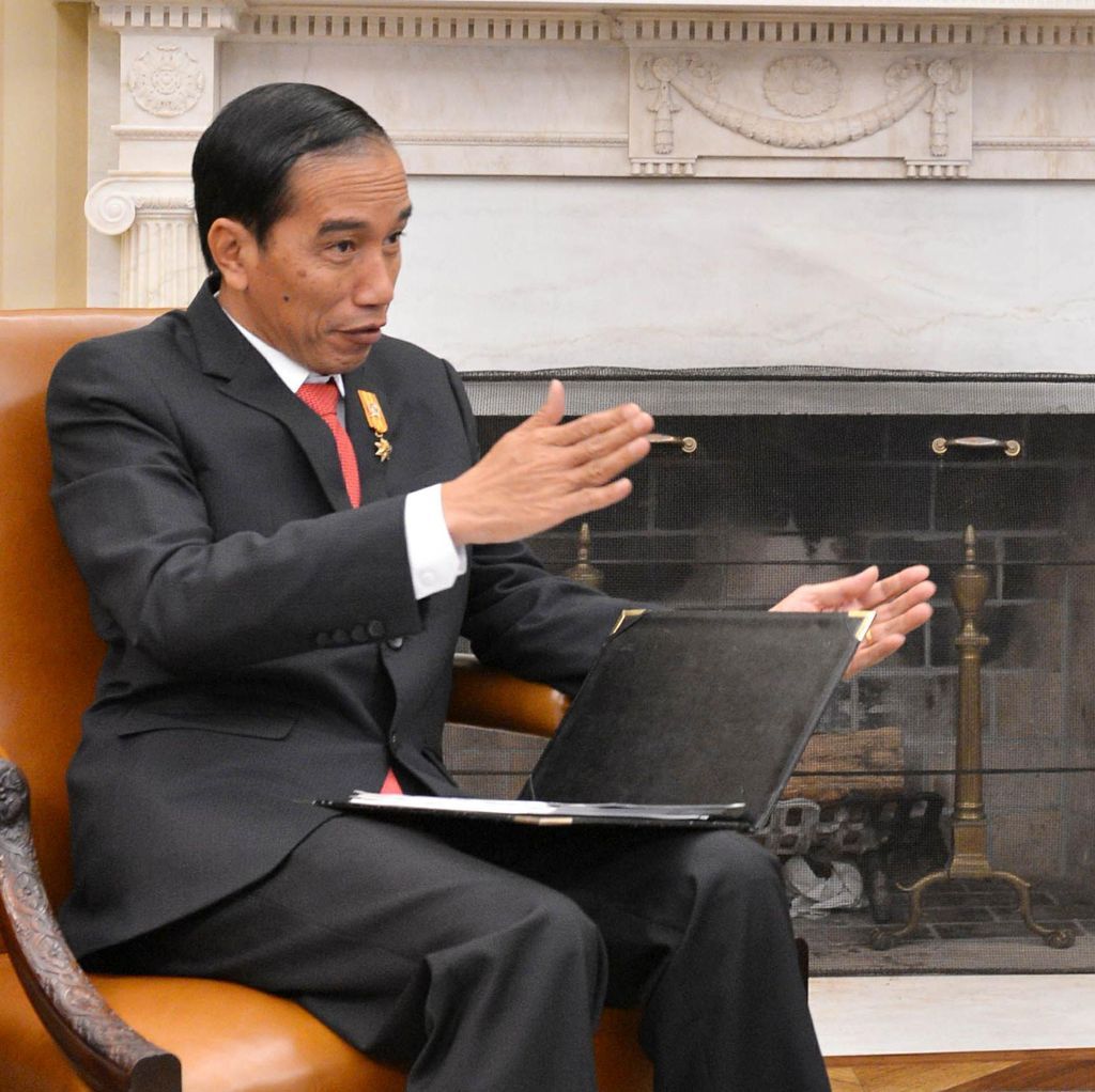 Jokowi Akan Bahas Kesejahteraan Asia di Depan Obama dan Merkel