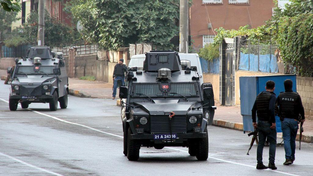 Serangan Bom Mobil Kembali Guncang Turki, 3 Orang Tewas dan 120 Luka-luka