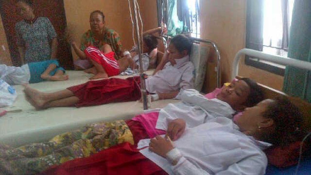 80 Siswa SD di Bekasi Keracunan Permen Kedaluwarsa