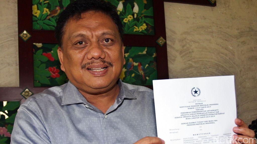 Ketua F-PDIP Olly Dondokambey Mundur dari DPR, Siapa Penggantinya?