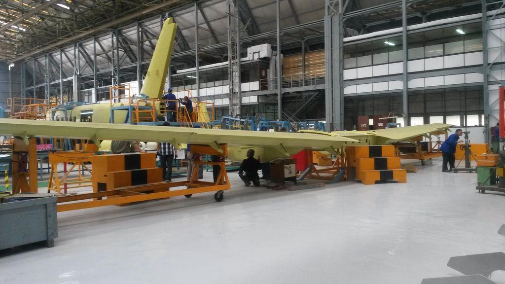 PT DI Targetkan Produksi 24 Unit Pesawat N-219 per Tahun
