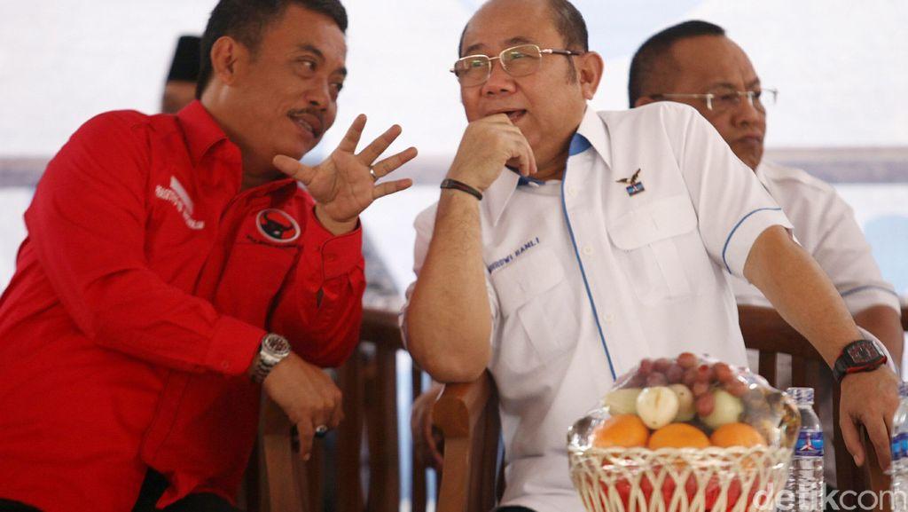 DPD Demokrat Setor 8 Nama Bakal Cagub DKI ke DPP