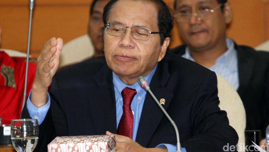 Rizal Ramli Sebut Menteri Parpol KW 2, PKB Panas