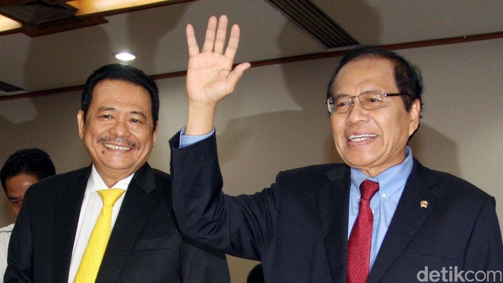 Rizal Ramli: Mungkin Sebelum Akhir Tahun Ada Reshuffle Jilid II