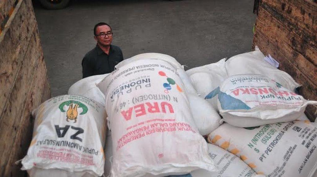 TNI AD Ungkap Peredaran Pupuk Oplosan Penyebab Gagal Panen di Riau