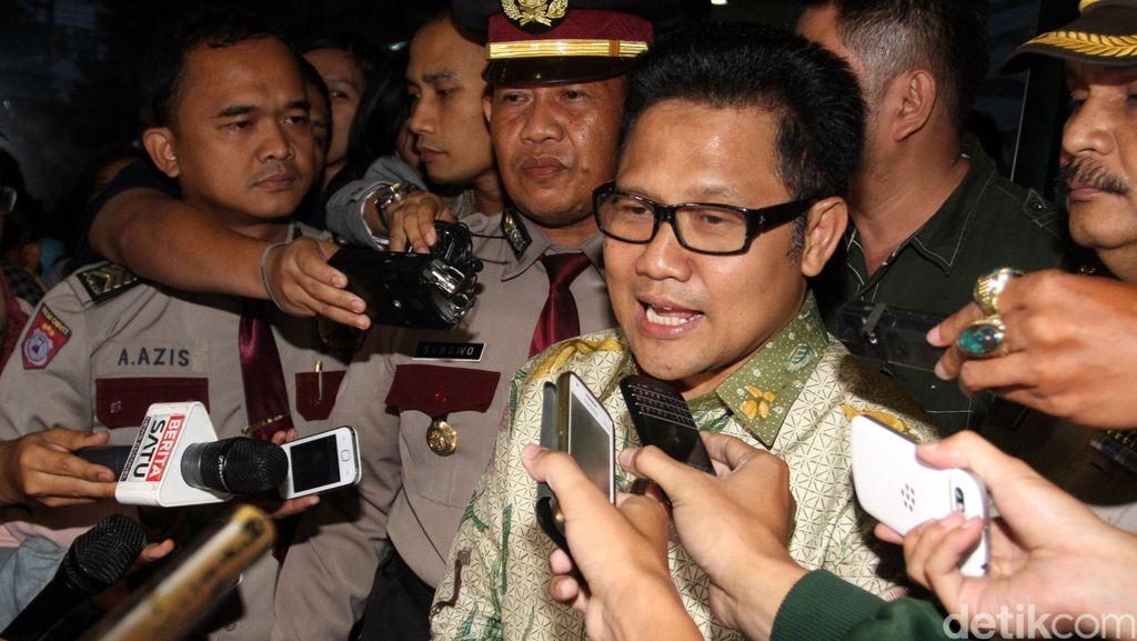 Bertemu Jokowi, Cak Imin: Tak Ada Reshuffle dalam Waktu Dekat