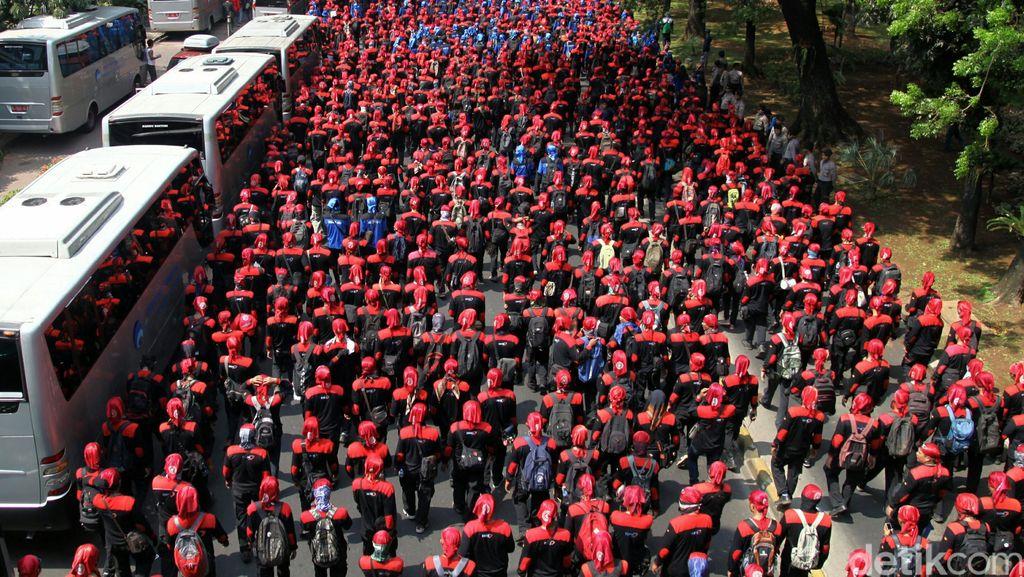 DPRD DKI Pertanyakan Perubahan Pergub Demo