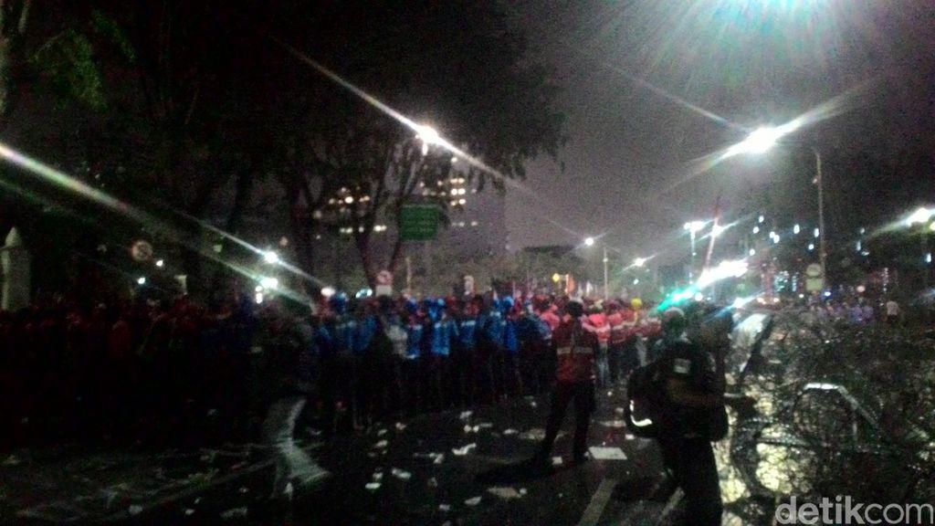 Polisi Tetapkan Sekjen KSPI Jadi Tersangka Demo Ricuh di Istana