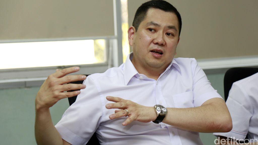 Hary Tanoe Benarkan Kirim SMS ke Jaksa Yulianto, Tapi Bukan Ancaman