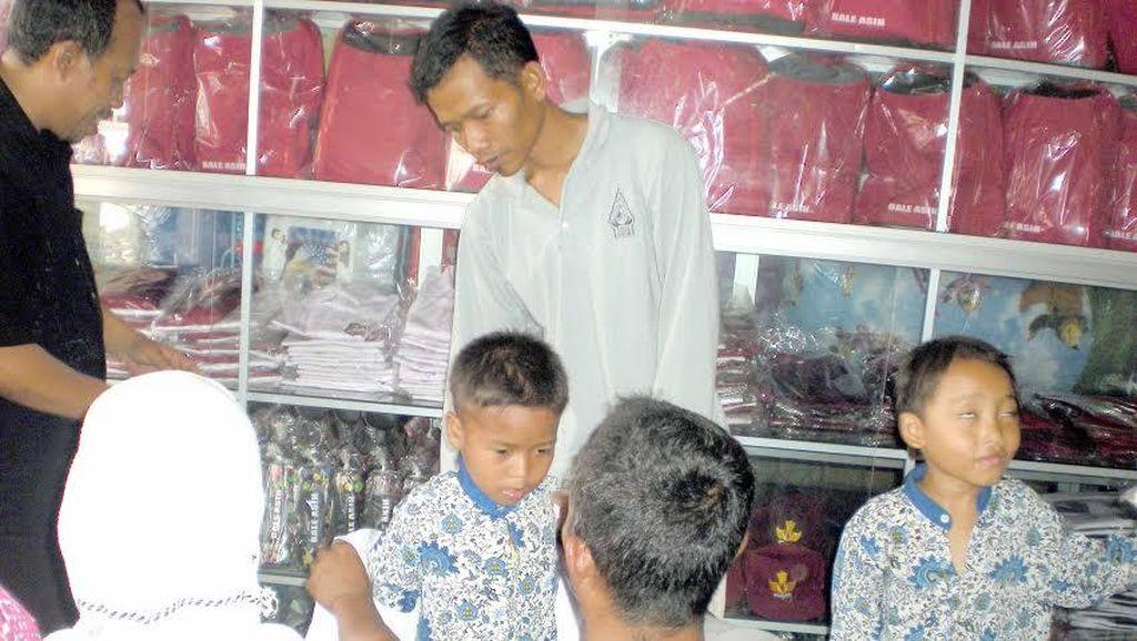 Impian Yayan, Pemilik Toko Serba Gratis untuk Keluarga tak Mampu