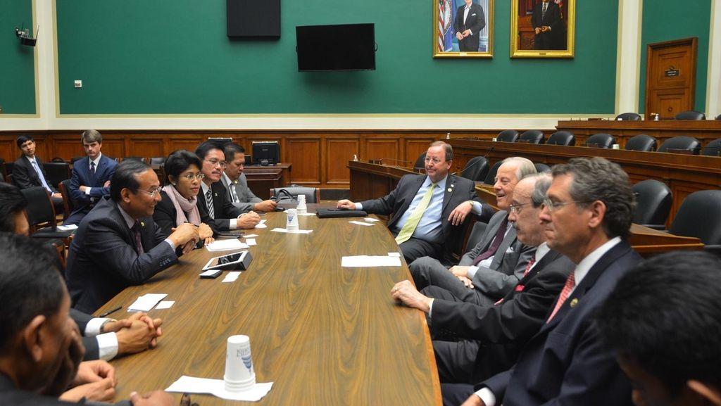 Ada 11 Anggota DPR yang ke AS, Termasuk PDIP dan Gerindra