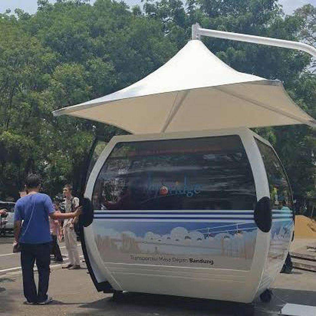 Kontraktor Yakin Bandung Sky Brigde Bisa Mulai Dibangun Akhir Desember