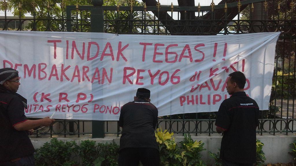 Komunitas Reog ke Kemlu Minta Klarifikasi Pembakaran Reog Rusak di Davao