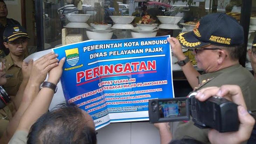 Ridwan Kamil Segel RM Padang: Sebelumnya Pemilik Sudah Diperingatkan