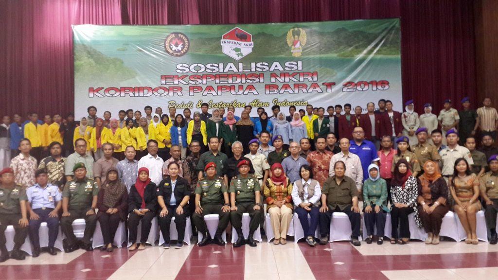Ayo Ikut! Kopassus Ajak Mahasiswa Ekspedisi ke Papua Barat
