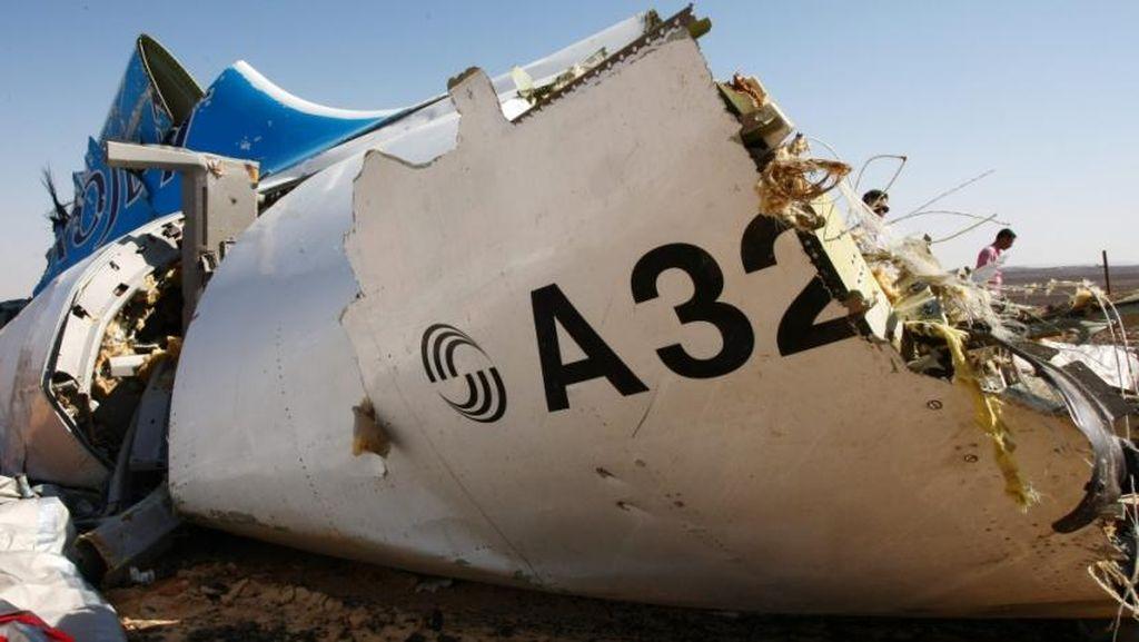 Mekanik EgyptAir Dituduh Taruh Bom di Pesawat Metrojet yang Jatuh di Mesir