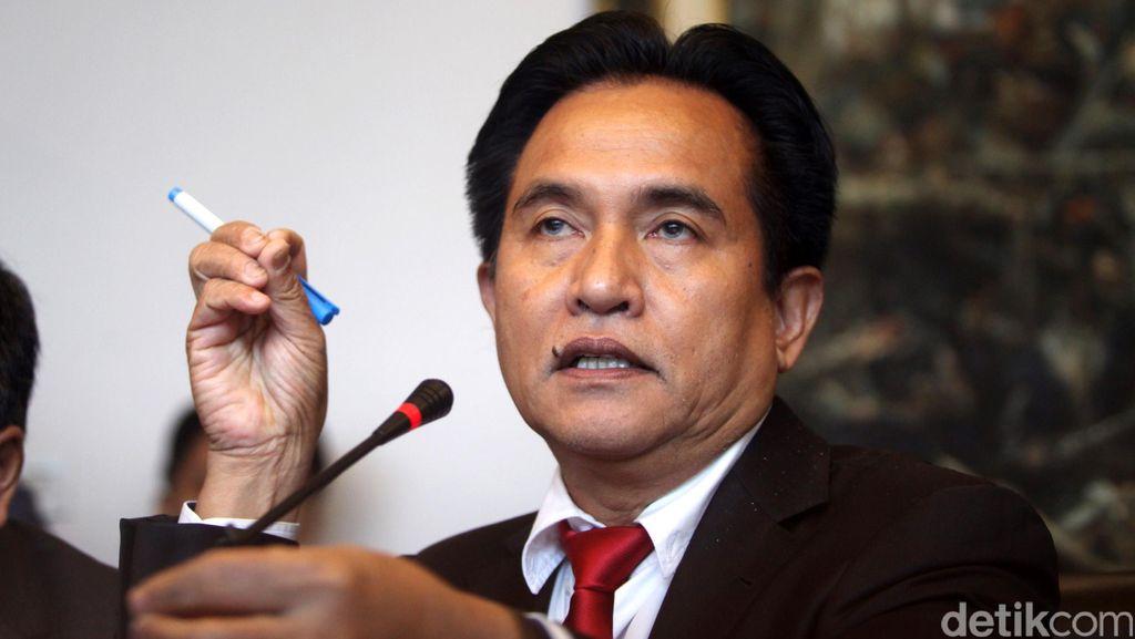 Yusril Siap Lawan Ahok, PKS: Lebih Kompetitif