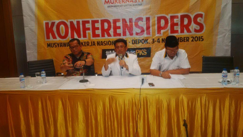 PKS Ingin Raih 12 Persen Suara di Pemilu 2019