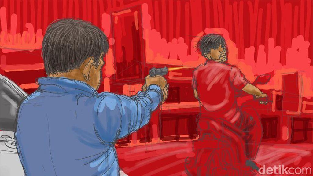 Polisi Kejar-kejaran dengan Perampok Truk Kopi, 1 Pelaku Tertembak di Paha