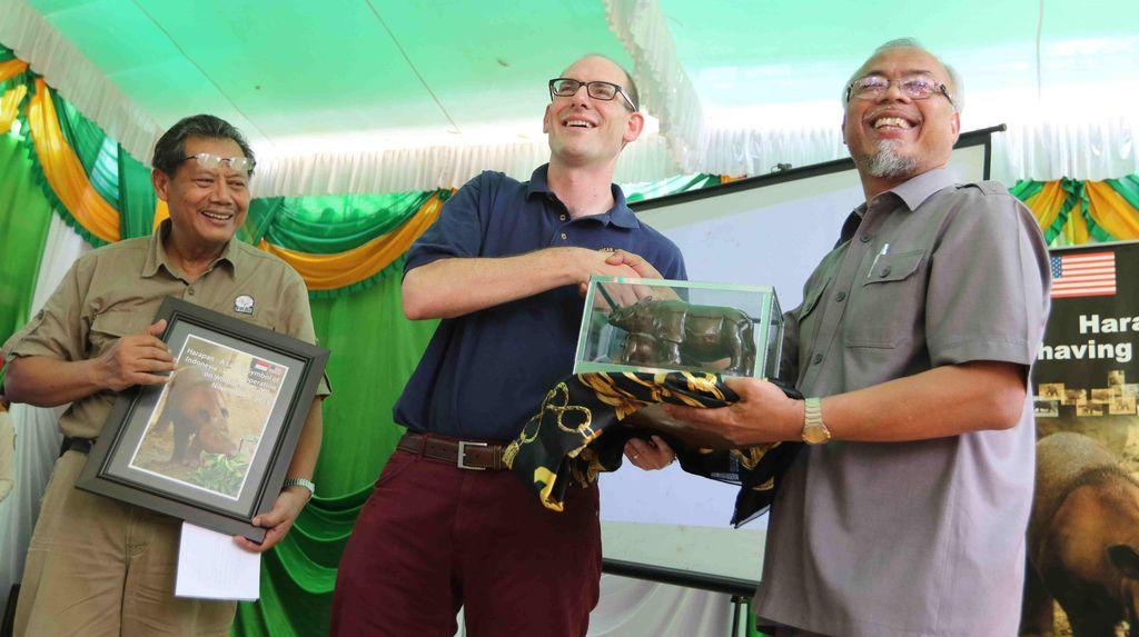 Kembalinya Harapan, Badak Sumatera Terakhir di Amerika Serikat