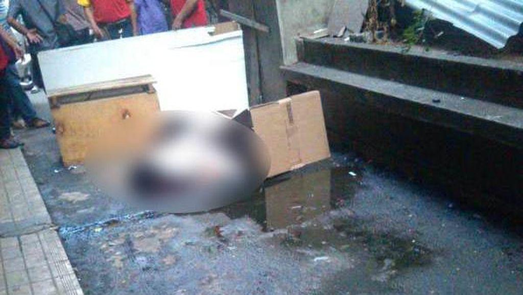 Pria Diduga Buronan yang Loncat dari Lantai 4 Hotel Dibawa ke RSCM